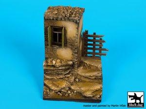 Esquina de case con ventana  (Vista 3)