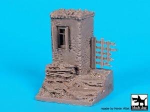 Esquina de case con ventana  (Vista 5)