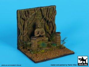 Base con Buda  (Vista 2)