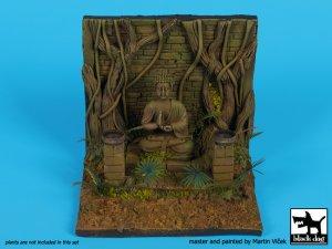 Base con Buda  (Vista 3)