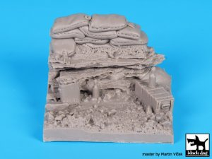 Sandbags base  (Vista 5)