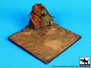Destroyed T34 base  (Vista 1)