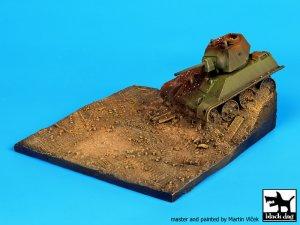 Destroyed T34 base  (Vista 4)