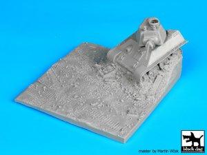 Destroyed T34 base  (Vista 5)