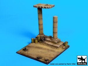 Africa column base - Ref.: BDOG-D72007