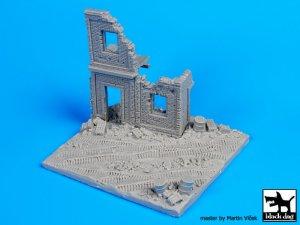 Fachada Europea en ruinas  (Vista 5)