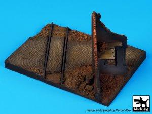 Esquina en Ruinas con Vias  (Vista 4)