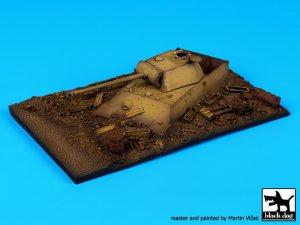 Destroyed Panther base  (Vista 1)