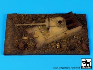 Destroyed Panther base  (Vista 4)