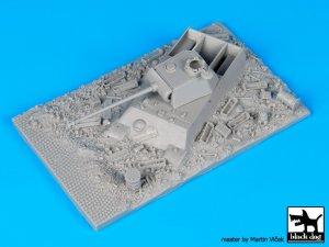 Destroyed Panther base  (Vista 5)