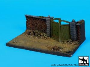 Muro con Puerta  (Vista 1)