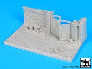 Muro con Puerta  (Vista 5)