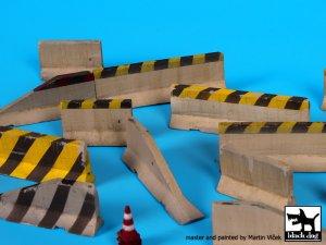 Bloqueos de carreteras  (Vista 2)