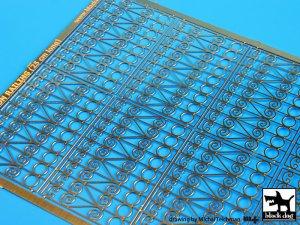 Iron railing 25 cm long  (Vista 2)