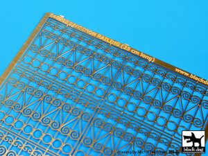 Iron railing 25 cm long  (Vista 3)