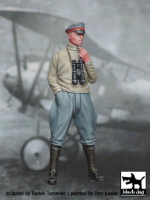 German Fighter Pilot N°2  (Vista 1)