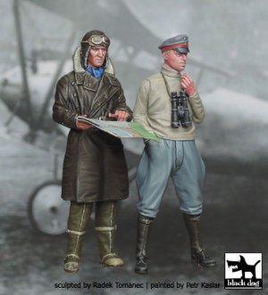 German Fighter Pilots 1914-1918  (Vista 1)