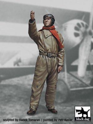 German Fighter Pilot N°3  (Vista 1)