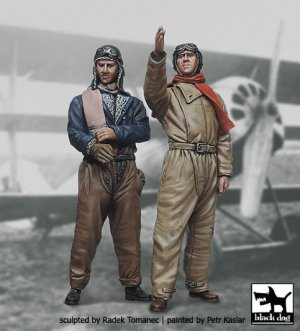 German Fighter Pilots Set  2  (Vista 1)