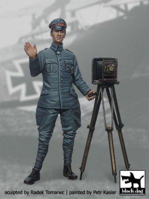 German Fighter Pilot N°6  (Vista 1)