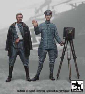 German Fighter Pilots Set 3  (Vista 1)