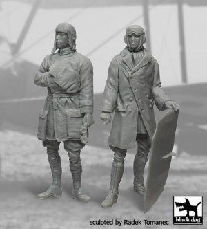 RFC Fighter Pilot 1914-1918 Set 2  (Vista 1)