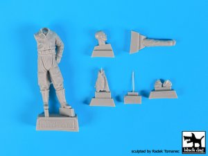 German Luftwaffe Pilot 1940-1945 Set  (Vista 2)