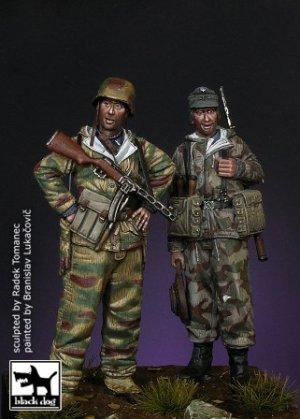 Wehrmacht soldiers 1944  (Vista 1)