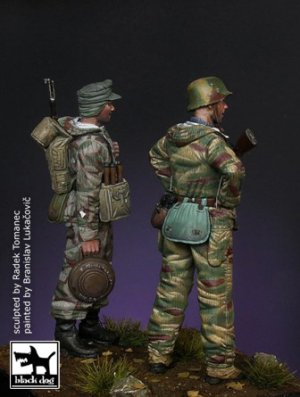Wehrmacht soldiers 1944  (Vista 2)
