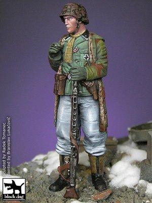 Leutnant grenadier Ardennes 1945  (Vista 1)