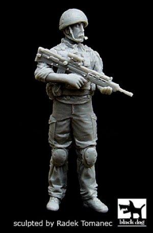 British soldier in Afghanistan  (Vista 1)