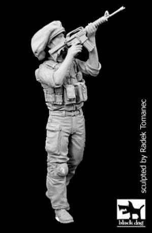 Israel Army Soldier N°1  (Vista 1)