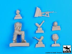 Israeli Soldier patrol big set  (Vista 4)