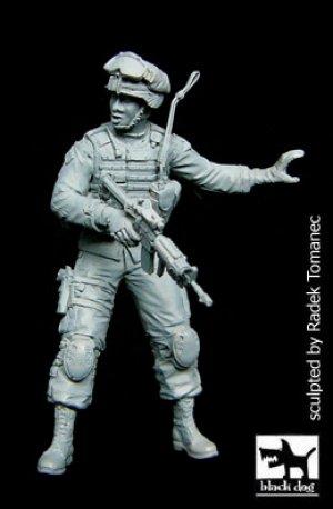 US soldier special group Nº 3  (Vista 1)