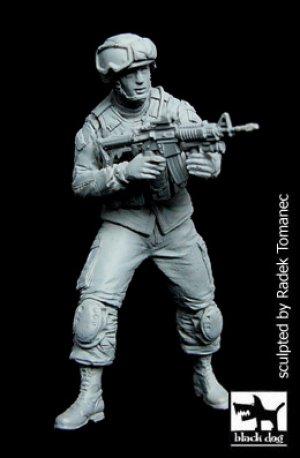 US soldier special group Nº 4  (Vista 1)