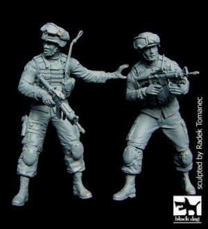 US soldier special group team  (Vista 1)