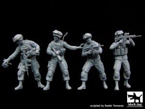 US soldier special group team big set  (Vista 1)