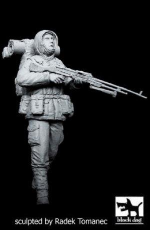 British Marines Falklands 1982 N°2  (Vista 1)