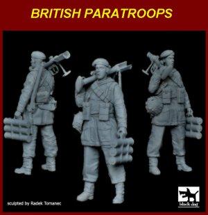 Paracaidista Britanico nº 3  (Vista 2)