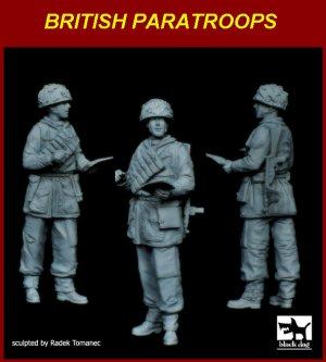 Paracaidista Britanico nº 4  (Vista 2)