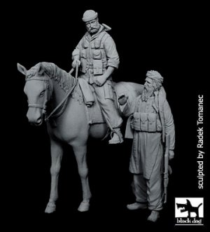 US Special forces on horse+Afghanistan f  (Vista 1)