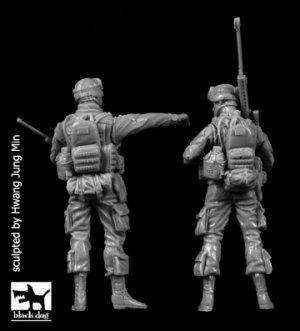 Set de francotiradores US  (Vista 2)