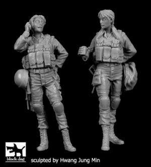 Mujer Soldado Israeli  Set 2  (Vista 1)
