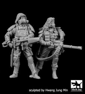 Stalkers set  Grinder plus Exterminator  (Vista 1)