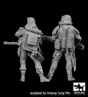 Stalkers set  Grinder plus Exterminator  (Vista 2)