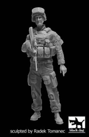 Australian modern soldier N°2  (Vista 1)