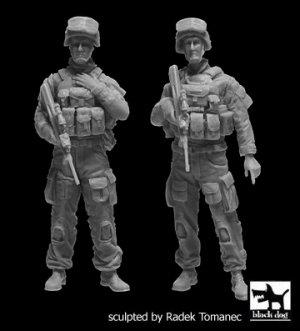 Australian modern soldiers set  (Vista 1)
