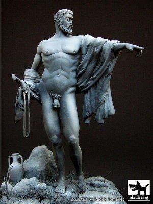 Greek Warrior  (Vista 1)