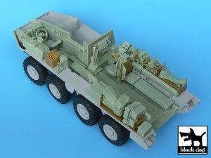 M1126 Stryker ICV interior - Ref.: BDOG-T35001