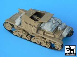 Semovente M40-75/18 accessories set  (Vista 1)